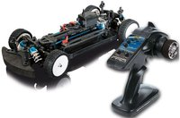 Carson X10E On-Road Chassis BL Water-Pro RTR (404041)
