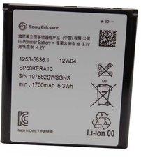 Sony Ericsson Original Akku BA800 für Xperia S/Xperia V