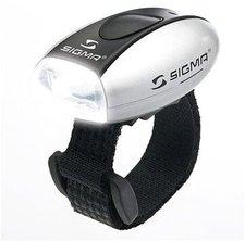 Sigma Sport Micro W silber