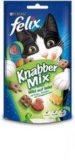 Felix Snack KnabberMix Wild auf Wild (60 g)