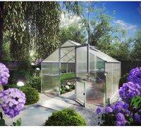 KGT Orchidee III 9,6 m² (10 mm HKP, Alu)