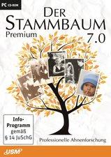 United Soft Media Der Stammbaum 7.0 Premium (Win) (DE)
