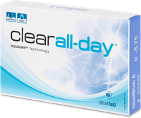 ClearLab Clearall-day -5,50 (6 Stk.)