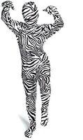 Morphsuits Zebra Morphsuit (Kinder)