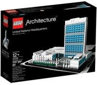 LEGO United Nations Headquarters (21018)