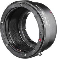 Kipon Objektivadapter Nikon auf micro 4/3