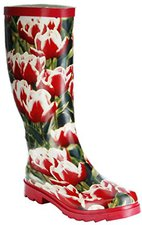 Conway Shoes Gummistiefel Tulpen