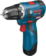 Bosch GSR 10,8 V-EC Professional (2 x 2,0 Ah, in L-Boxx)
