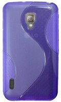 Katinkas Soft Cover Wave Purple (LG Optimus L7 II)