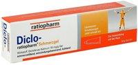 ratiopharm Diclo ratiopharm Schmerzgel