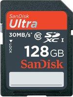 SanDisk Ultra SDXC 128GB Class 10 UHS-I (SDSDU-128G-U46)
