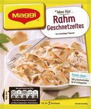 Maggi fix & frisch: Rahm Geschnetzeltes