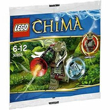 LEGO Legends of Chima - Crawley (30255)