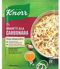 Knorr-Unilever Fix für Spaghetti alla Carbonara