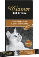 Miamor Cat Confect Leberwurst-Cream (90 g)