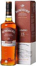 Bowmore Laimrig 15 Jahre 0,7l 53,7%
