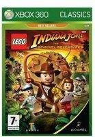 Indiana Jones - Die legendären Abenteuer (XBOX 360)