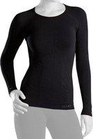 Falke Women Long-Sleeved Shirt black (33001)