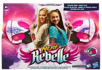 Nerf Rebelle Stealth 2-Pack