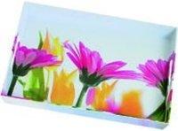 Emsa Classic Tablett Summerflowers 40 x 31 cm