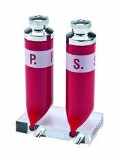 StiefelmayerContento P.S. Salz- und Pfefferstreuer Set rot