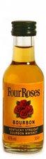 Four Roses Bourbon Kentucky Straight Bourbon Whiskey 0,05l 40%