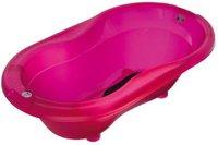 Rotho-Babydesign Badewanne Top translucent pink