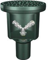 GreenLife Wasser-Anschlussbox grün (G0001255)