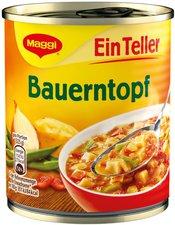 Maggi Ein Teller: Bauerntopf