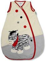 Sterntaler Sommer-Schlafsack Zebra Zimba 70 cm