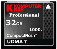 Komputerbay Compact Flash 32GB 1000x
