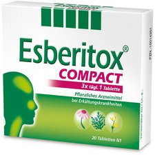 Schaper & Brümmer Esberitox Compact Tabletten (20 Stk.)