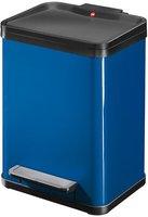 Hailo Tret-Abfalltrenner Trento öko (2x11 L) capri blau