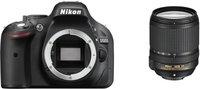 Nikon D5200 Kit 18-140 mm