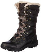 Timberland Women's Mount Hope Mid Waterproof Boot (8709R) black-forty