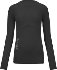 Ortovox Merino Competition Long Sleeve Women black raven