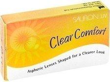 Sauflon Clear Comfort -3,50 (6 Stk.)
