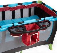 Esprit Reisebetteinhang und Pflegebox Red