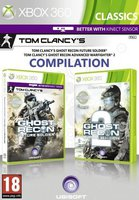 Tom Clancy's Ghost Recon: Future Soldier + Ghost Recon: Advanced Warfighter 2 (Xbox 360)