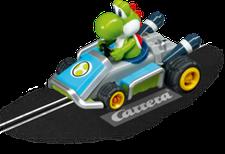 Carrera Go!!! - Mario Kart 7 - Yoshi (61268)
