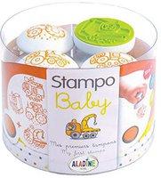 AladinE Stampo Baby Baumaschinen (03808)