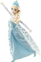 Mattel Die Eiskönigin - Singende Puppe Elsa (Y9967)
