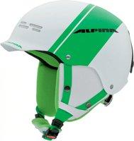 Alpina Eyewear Spam Cap white/green