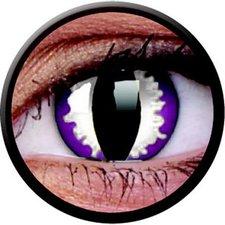 ColourVue Funny Lens Purple Dragon (2 Stk.)