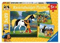 Ravensburger Yakaris beste Freunde (3 x 49 Teile)
