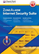 Zonelabs Zone Alarm Security Suite