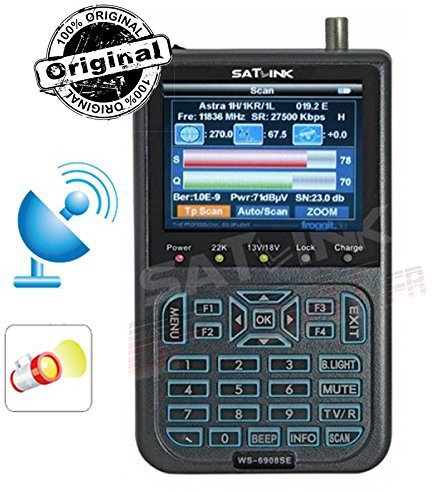 Satlink WS-6908SE LED
