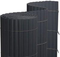 Jarolift Sichtschutzmatte PVC HxB: 120 x 400 cm
