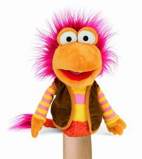 Manhattan Toy Fraggle Rock Handpuppe Gobo