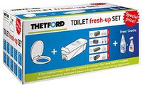 Thetford Toilet fresh-up Set (C300)